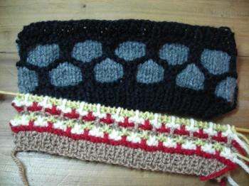 編みこみ練習