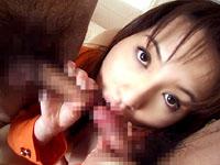 【無修正】3本の肉棒品定めセクシーボディの工藤麗華