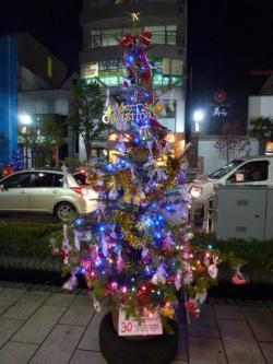 クリスマスツリーコンテスト11205