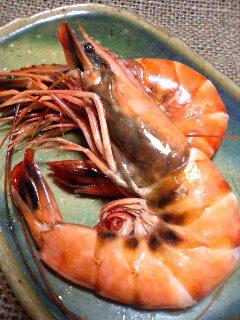 海老の含め煮