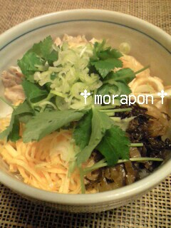 奄美の鶏飯-2