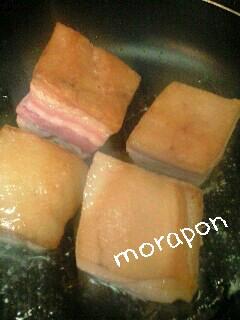 スペアリブの抹茶煮-2