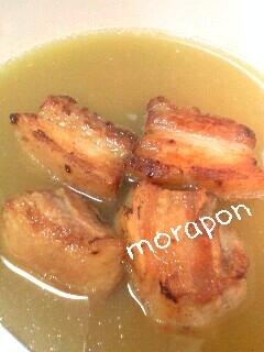 スペアリブの抹茶煮-3
