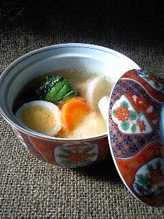 お雑煮(関東風)