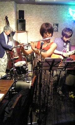 2010、6,25千駄木ジャンゴ3