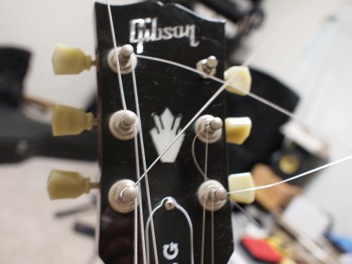 Gibson SG ヘッド