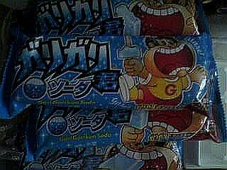 ガリガリ君(ソーダ味)
