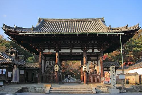 201111石山寺 ①