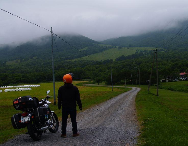 7月14日七時雨山