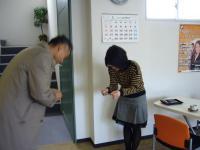 遠藤先生とS先生