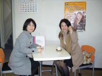 遠藤恵子先生と山崎朋子社長様