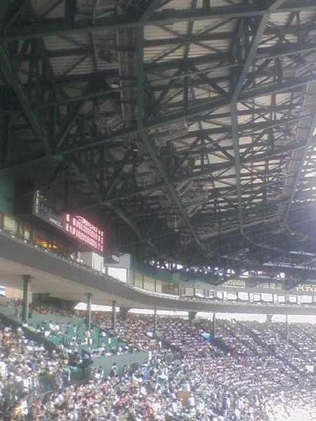 甲子園球場09