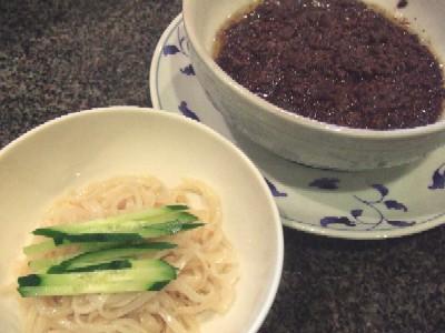 2010_0620料理ザージャンメン