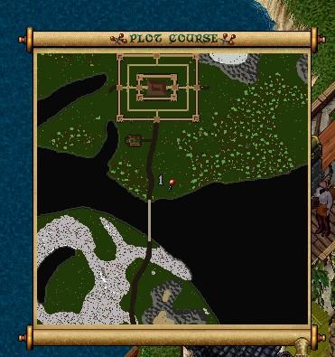 トレハン地図