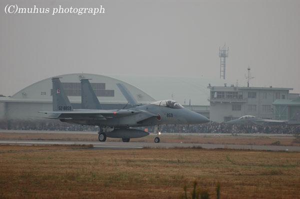 F15着陸