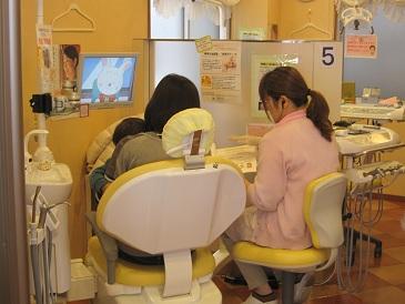 初めての歯医者さん1102241