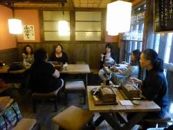 加古川から来てくれたキャロルの生徒さん達