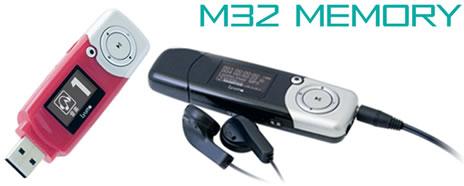 アイリバーLyumo M32 MEMORY