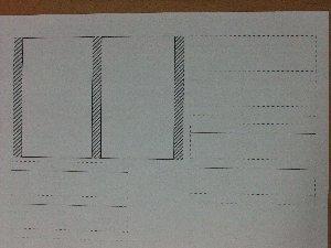 酸化銅組立台台紙