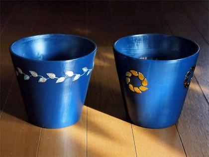 手作り植木鉢