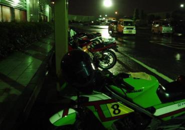 2008年 KROG第三京浜ミーティングKR250S