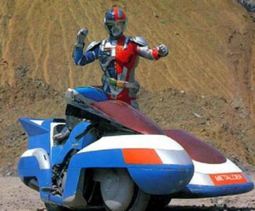 超人機メタルダー サイドファントム