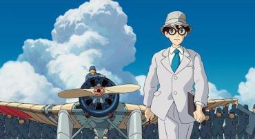 Kaze Tachinu (風立ちぬ, The Wind Rises ) Studio Ghibli 堀越二郎 CV庵野秀明