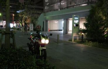 MARK IS みなとみらい (マークイズみなとみらい) バイクパーキング(駐車場)