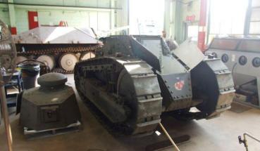 Renault FT-17 Jagdpanzer 38(t) Hetzer Sd.Kfz. 138/2