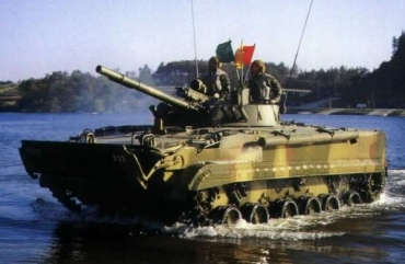BMP-3 步兵戰鬥車  БМП-3 보병 전투차 Infantry fighting vehicle-IFV