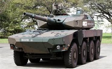 防衛省 陸上自衛隊 機動戦闘車 Maneuver Combat Vehicle MCV