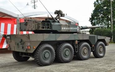 陸上自衛隊 機動戦闘車 Maneuver Combat Vehicle MCV