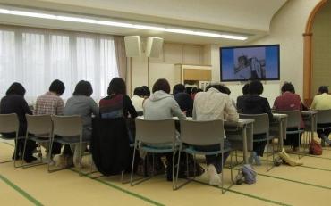創価学会 清水文化会館 任用試験 教学セミナー