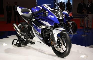 YAMAHA YZF-R25 tokyo motor show
