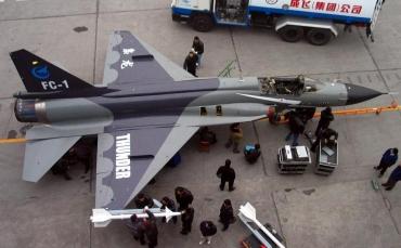 FC-1(JF-17)FierceDragon