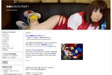 20141107_菜伽のコスプレブログタイトル