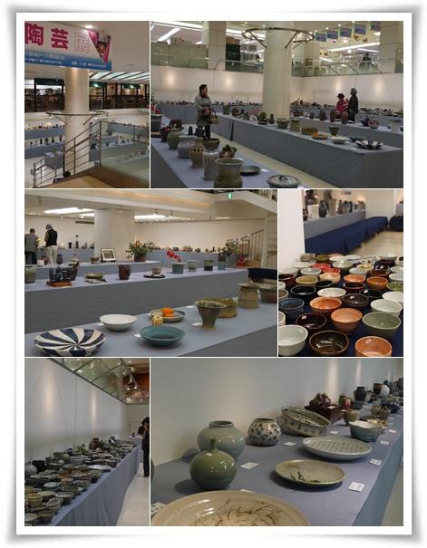 陶芸展2013-1