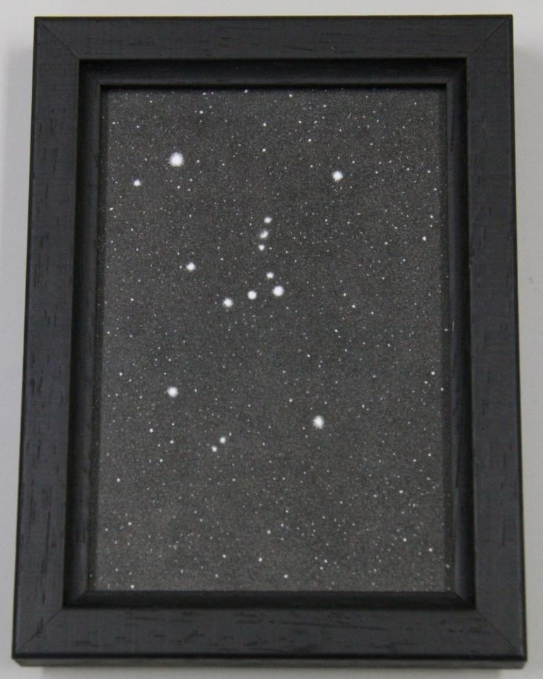 68 星のスキマ「オリオン」 松野ちり子