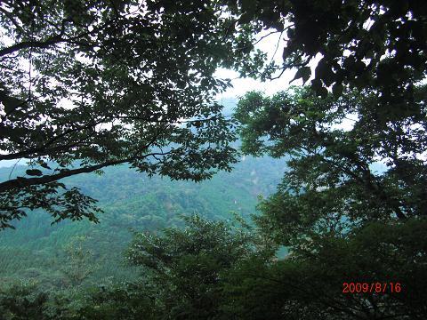 2009.8.16 鷹ノ巣山 (6)s