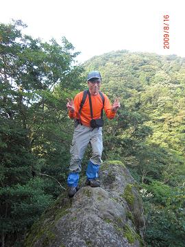 2009.8.16 鷹ノ巣山 (15)s