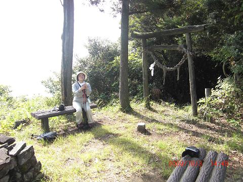 2009.10.3鳥屋山 (19)s