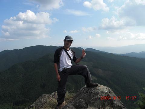 2009.10.3鳥屋山 (22)s