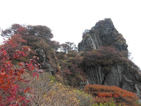 2009.10.24岳麓寺コース (15)s