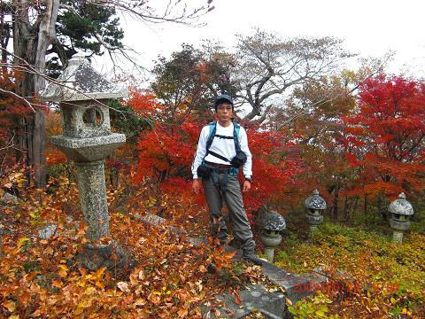 2009.10.24岳麓寺コース (8)s