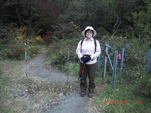 2009.10.24岳麓寺コース (1)s
