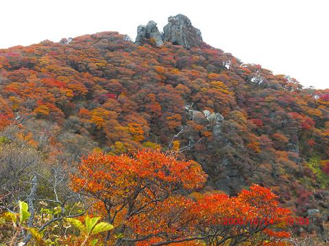 2009.10.24岳麓寺コース (27)s