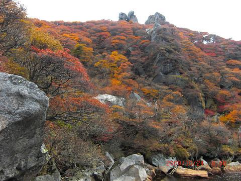 2009.10.24岳麓寺コース (24)s