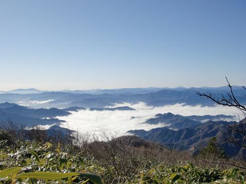 2009.11.23古祖母山・障子岳・親父山 (35)s