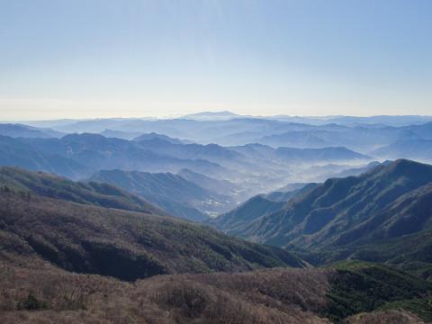 2009.11.23古祖母山・障子岳・親父山 (47)s