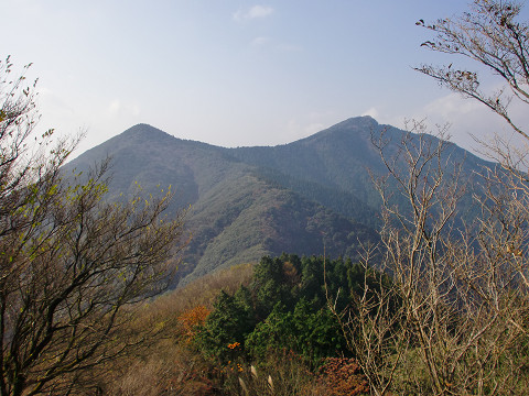 2009.11.28古処山縦走 (18)s